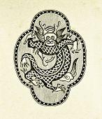 Wappen von Griechenland. Illustration von Alwin Zschiesche, veröffentlicht am