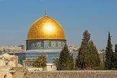 The Mosque Of Al-Aqsa