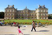 Paris - Luxembourg Palace