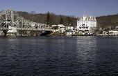 Bridge Across Connecticut River
