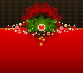 Christmas beautiful background