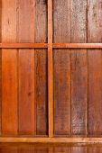 Wooden Wall Handmade