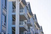 Beautiful Colors Of Condominiums In South Florida