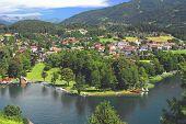 Seeboden,Lake Millstatt,Austria