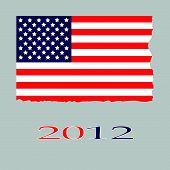 American election symbol