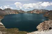 Tianchi in CHANGBAI Mountain