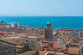 Landscape Of Salerno