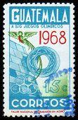 Guatemala , Olimpic Games 68