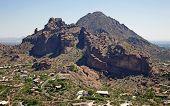 Upscale Homes On Camelback Mountain