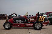 Vitucci Offy Midget race car