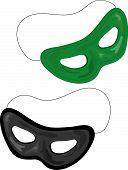 Partij maskers