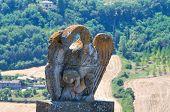 Porta romana. Orvieto. Umbria. Italy.