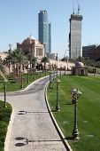 The Emirates Palace In Abu Dhabi