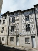 stock photo of poitiers  - Old half - JPG