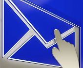 Envelope Button Showing Ongoing Emails