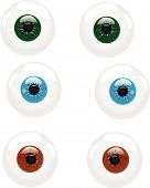 Eyeball Illustrations