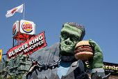 Burger King Frankenstein