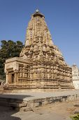 Vamana Temple At Khajuraho.india.