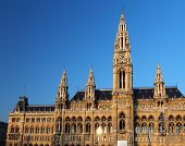 Vienna's City Hall - Town Hall