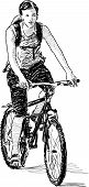 Boy On A Cycle.eps