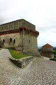 Kasteel, Porto De Mos, Portugal