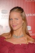 Josie Davis  at the Us Weekly Hot Hollywood Style 2009 party, Voyeur, West Hollywood, CA. 11-18-09