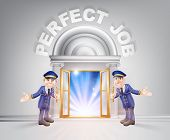 Door To Perfect Job And Doormen