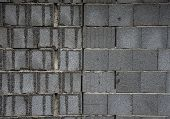 Two wall texture from grey bricks (Blocks)