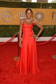 Rutina Wesley  at the 16th Annual Screen Actor Guild Awards Arrivals, Shrine Auditorium, Los Angeles, CA. 01-23-10
