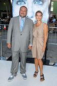 Joel Silver and Karyn Fields at the Los Angeles Premiere of 'Whiteout'. Mann Village Theatre, Westwood, CA. 09-09-09
