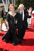 Tova Borgnine and Ernest Borgnine at the 61st Annual Primetime Creative Arts Emmy Awards. Nokia Thea