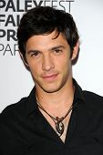 Michael Rady  at Paleyfest and TV Guide's CW Fall TV Preview Party. Paley Center for Media, Beverly Hills, CA. 09-14-09