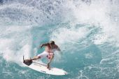 pro surfer Andy Irons