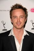 Aaron Paul at the Academy of Television Arts and Sciences Prime Time Emmy Nominees Party. Wolfgang Puck Pacific Design Center, West Hollywood, CA. 09-17-09