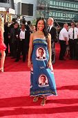 Victoria Rowell at the 61st Annual Primetime Emmy Awards. Nokia Theatre, Los Angeles, CA. 09-20-09