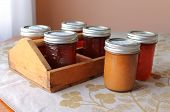Apple butters and jellies