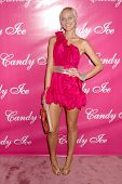 Dominika Wolski at the Launch of 'Candy Ice' Jewelry. Prego, Beverly Hills, CA. 09-24-09
