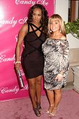 Vivica A. Fox and Lucy Kilislian at the Launch of 'Candy Ice' Jewelry. Prego, Beverly Hills, CA. 09-24-09