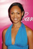 Cynthia Addai-Robinson  at the Launch of 'Candy Ice' Jewelry. Prego, Beverly Hills, CA. 09-24-09