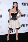 America Olivo at the Los Angeles Premiere of 'Whip It'. Grauman's Chinese Theatre, Hollywood, CA. 09-29-09