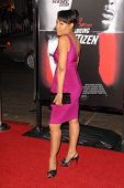 Gina Ravera at the Los Angeles Premiere of 'Law Abiding Citizen'. Grauman's Chinese Theatre, Hollywo