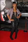 Tasha Smith at the Los Angeles Premiere of 'Law Abiding Citizen'. Grauman's Chinese Theatre, Hollywo