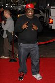 Cedric The Entertainer at the Los Angeles Premiere of 'Law Abiding Citizen'. Grauman's Chinese Theat