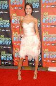 Ximena Sarinana  at Los Premios MTV 2009. Gibson Amphitheatre, Universal City, CA. 10-15-09