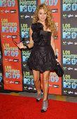 Paulina Rubio at Los Premios MTV 2009. Gibson Amphitheatre, Universal City, CA. 10-15-09