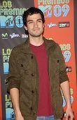 Poncho Herrera  at Los Premios MTV 2009. Gibson Amphitheatre, Universal City, CA. 10-15-09