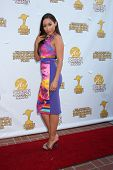 LOS ANGELES - JUN 26:  Korrina Rico at the 40th Saturn Awards at the The Castaways on June 26, 2014