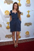 LOS ANGELES - JUN 26:  Holland Roden at the 40th Saturn Awards at the The Castaways on June 26, 2014 in Burbank, CA