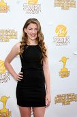 LOS ANGELES - JUN 26:  Abigail Hargrove at the 40th Saturn Awards at the The Castaways on June 26, 2014 in Burbank, CA