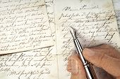 Historic Correspondence